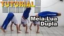 Tutorial (Meia lua dupla / Meia-Lua fechada / Meia-Lua de 2 pés ) Aprendendo a Florear 2.0
