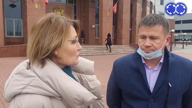 Судилища продолжаются Апелляция по Кателевскому 12 ноября