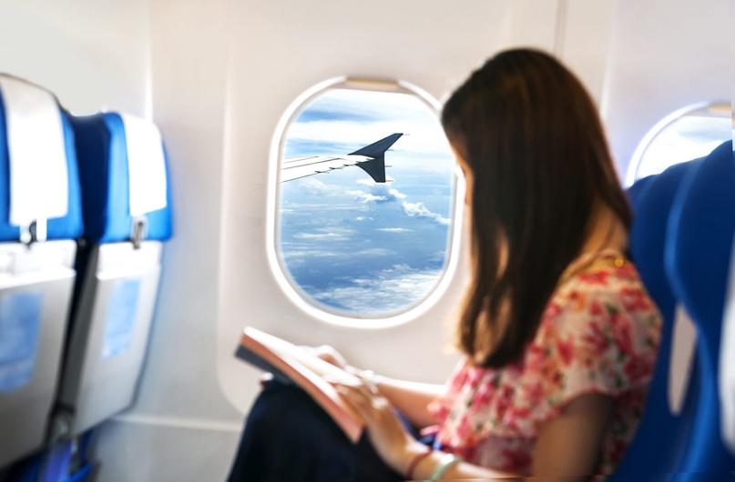 Секреты комфортного полета на самолете, изображение №1