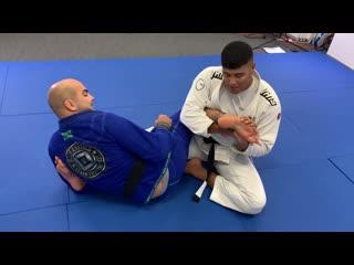Victor Hugo - How To Do The Most Powerful Jiu Jitsu Toe Hold