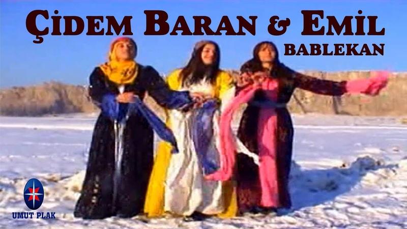 Çidem Baran - Bablekan Düğünde Süper Kürtçe Ağır Delilo Grani Halay Govend (Kürtçe Oyun Havaları)✔️