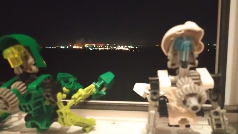 Биониклы смотрят вдаль