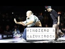 WingZero KazukiRock Freestyle Sessions 2018