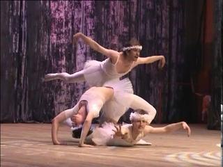 Мужской балет «Охота на лебедей». Юмор! Пародия!