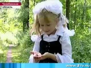 Девочка   соловей, которая знает язык птиц