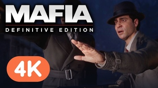 Mafia: Definitive Edition - 4K Gameplay Reveal (Mafia 1 Remake)