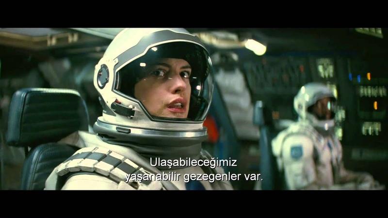 Yıldızlararası Interstellar Filminin Türk e Altyazılı Yeni Fragmanı