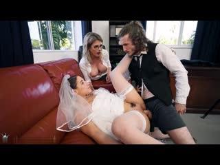 Cory Chase решает половые проблемы молодой пары Abella Danger [Porno FFM Teen Milf sut sex blowjob hardcore порно секс невеста]