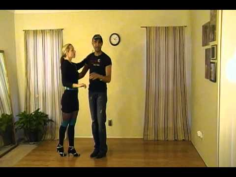 Jay Stylz from Dallas, Tx teaching a Salsa Pattern! salsa dallas lessons classes Bachata