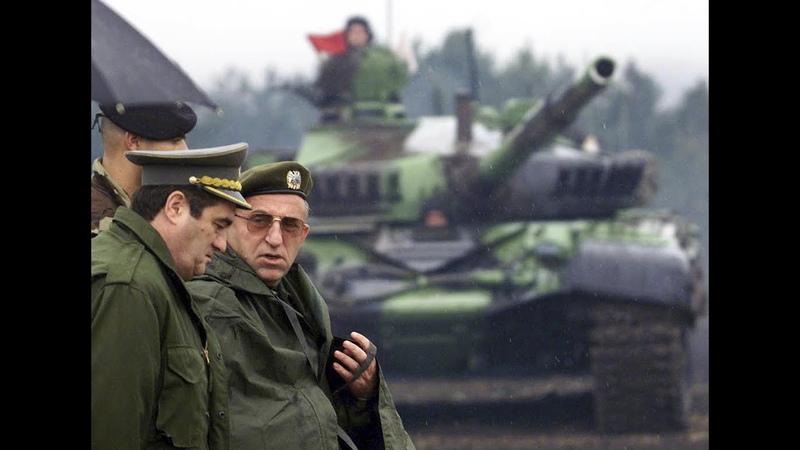 Sabaton Ghost Divison Serbian Armour and Artillery