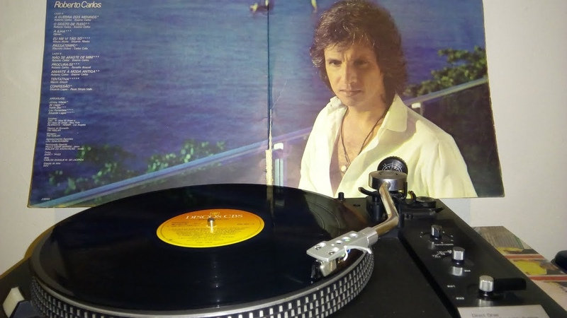 R O B E R T O _ C A R L O S _ 1980 _ (Disco Completo)