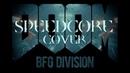 MICK GORDON BFG DIVISION SPEEDCORE COVER