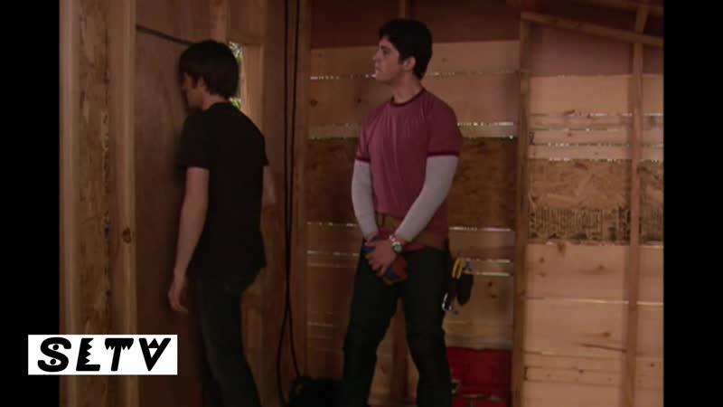 Дрейк и Джош Прикол с дверью 4 сезон Мой дом на дереве