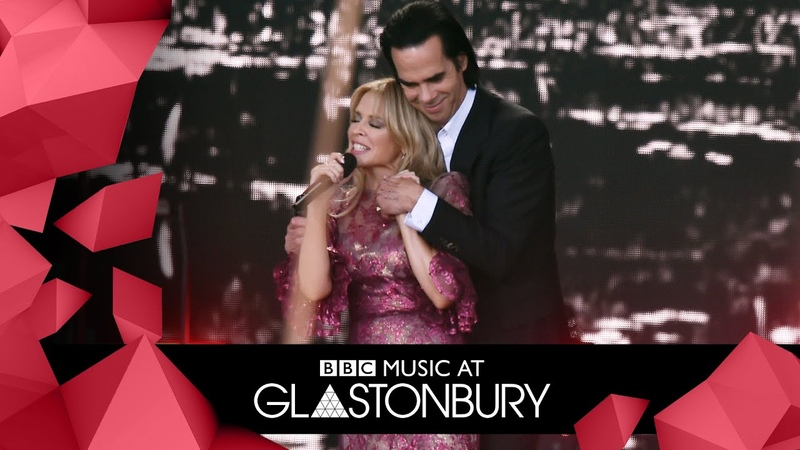 Kylie Minogue - Where The Wild Roses Grow (feat. Nick Cave) (Glastonbury 2019)