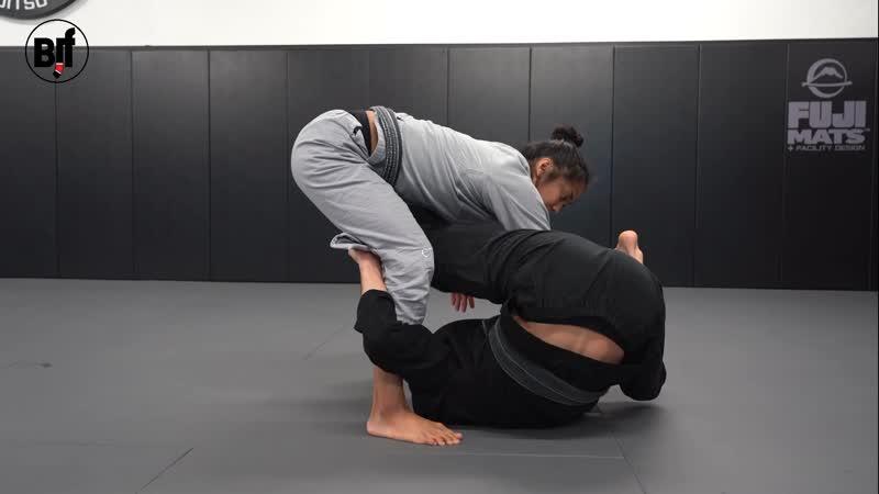 Caio Terra - lapel lasso to reverse dela worm armlock