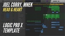 Joel Corry feat. MNEK - Head Heart (Logic Pro X Remake / Rework) Logic Pro X Template