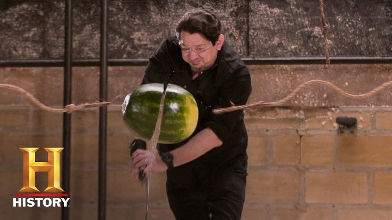 Forged in Fire The Makraka Sword OBLITERATES the Final Round Season 4 History