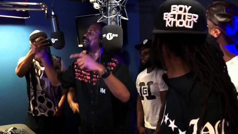 General Levy Incredible Live @ BBC Radio 1 Studio