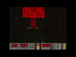 Doom II: Hell on Earth (сложность - Hurt me Plenty) #6