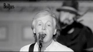 Paul McCartney Surprise Concert at NYC's Grand Central Terminal - Beatles songs only
