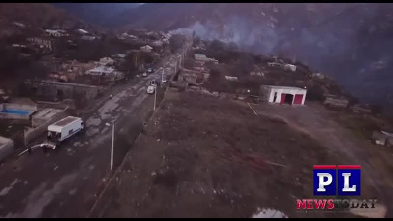 Kəlbəcər rayonu azad olundu ! 25.11.2020.mp4