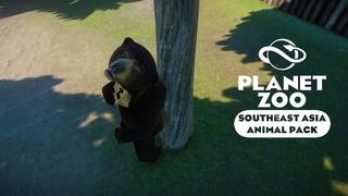 Planet Zoo Southeast Asia - Обзор обновления #1