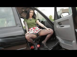 Natasha Ink - Sex Doll Watches Cabbie Cheat - Porno, MILF, Big Tits, Blowjob, Car, POV, Fake Taxi, Hardcore, Porn, Порно