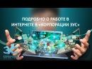 Подробно о работе в интернете в Корпорации ЗУС Лотникова Екатерина