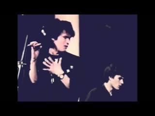 ✩ Это не любовь (клип) Виктор Цой рок-группа Кино