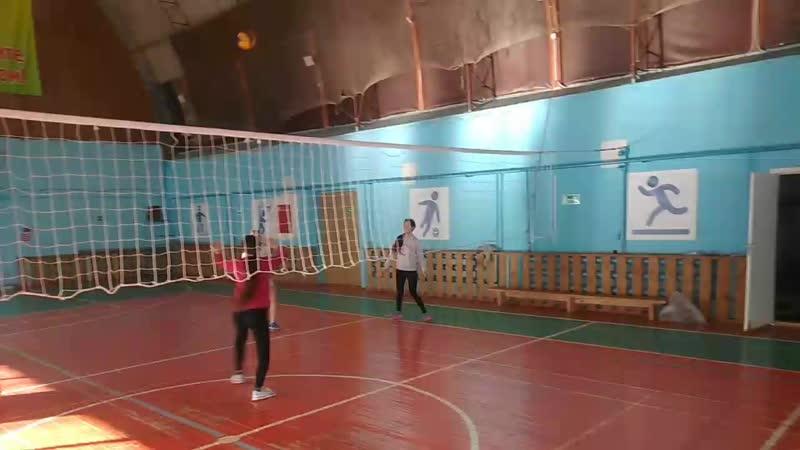 Тренировка по Волейболу