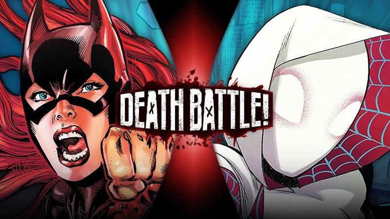 Batgirl VS Spider-Gwen (DC VS Marvel) | DEATH BATTLE!