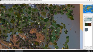 Heroes of Might and Magic V 5 map Earth-Blue Planet