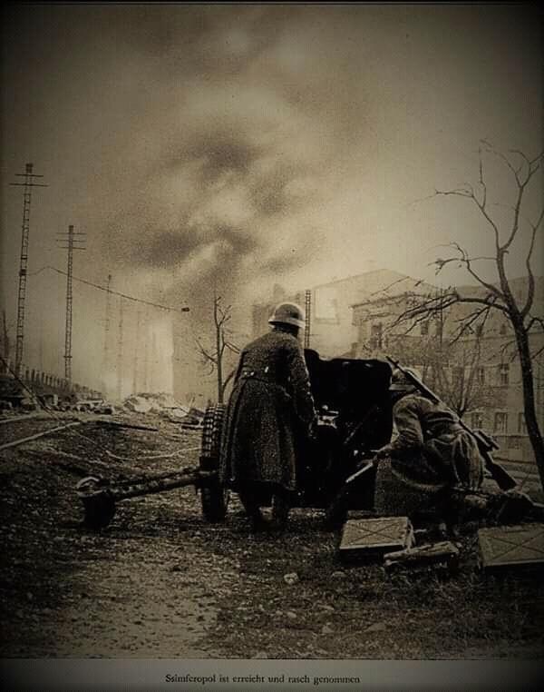 Симферополь 1941-1944